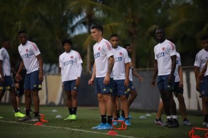 Colombia confirmó titulares contra Ecuador: ¡chance para los nuevos!