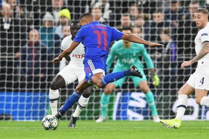 Dávinson, presente en primer milagro de Mourinho con el Tottenham