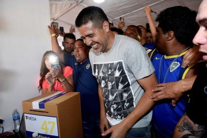 Riquelme se salió con la suya: de ídolo, a vicepresidente de Boca
