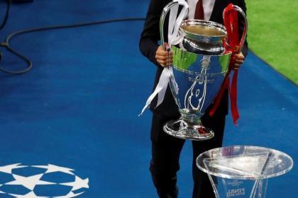 El nuevo trofeo que se entregará después de cada partido de ...