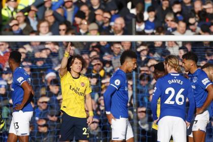 Everton y Arsenal dejaron más preocupación que fútbol: frío empate ...