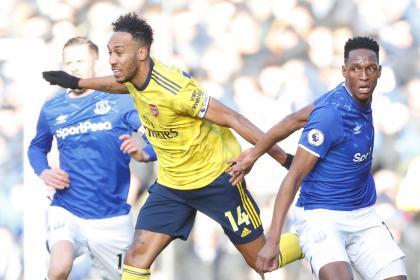 ¿Así de aburrido estuvo?: la broma de Lineker sobre Everton-Arsenal