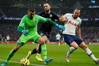Sabor colombiano en 'Boxing Day': Tottenham remonta contra ...