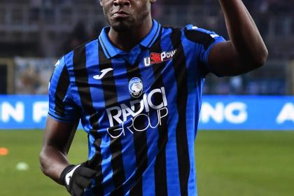 ¡Imperdible! Así fue el lindo gol de Duván Zapata en Atalanta