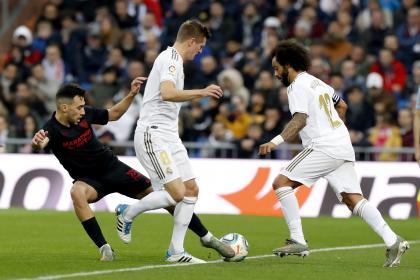 Marcelo y la cifra espectacular que alcanzó con el Real Madrid