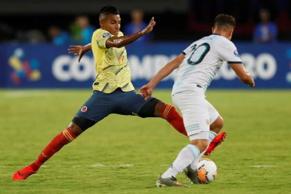 Así no llegamos a ningún Pereira: Colombia perdió 1-2 con Argentina