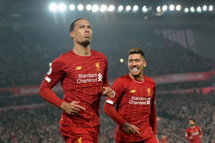 ¡No tiene fisuras! Liverpool supera a M. United y es recontra líder