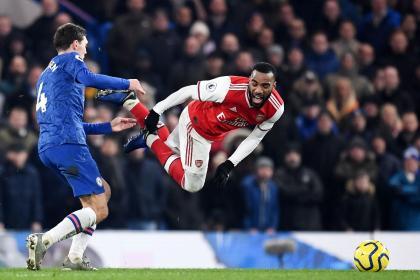 EN VIVO: siga la final entre Arsenal y Chelsea por la FA CUP