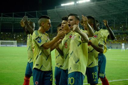 La nómina para buscar la clasificación: así jugará Colombia sub-23