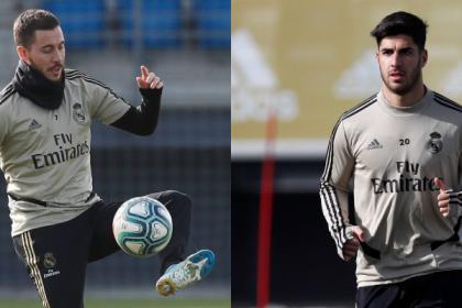 Avanza la recuperación: buenas noticias en el Real Madrid