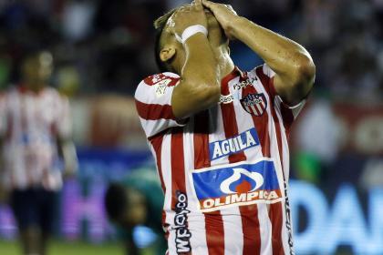 ¿Servirá? así jugará Junior contra Flamengo en la Copa Libertadores