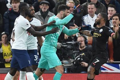 Round para Mourinho contra Guardiola: Tottenham venció bien a M ...
