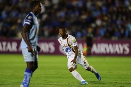 'Chiquito', pero picoso: el golazo de Campaz en Copa Libertadores