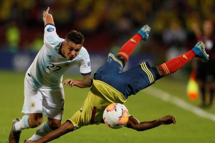 Colombia no aprendió la lección: las gruesas fallas contra Argentina