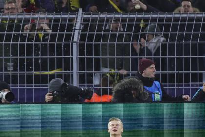Haaland, el nuevo terror de Europa: ¡logra récord en Champions ...