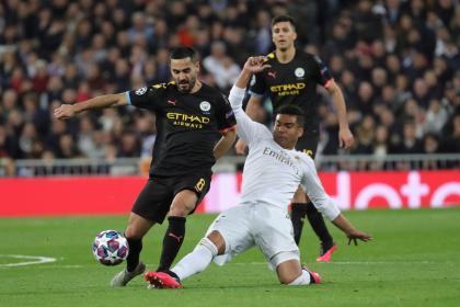 Pesadilla merengue: Manchester City remonta y condena al Real ...