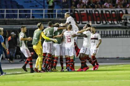Del sueño a la realidad: Junior cayó contra Flamengo en Libertadores