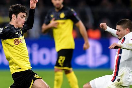 El virus del que quiere huir PSG: al frente estará Borussia Dortmund