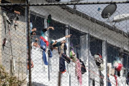 15 nuevos presos con coronavirus en cárcel en la que ya murieron ...