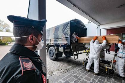 El tratamiento que salvó cuatro vidas del coronavirus en Italia