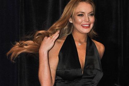 'Lujosa y famosa' lista de Lindsay Lohan: tuvo sexo con 150 hombres