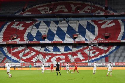 El insólito blooper en Bayern-Frankfurt: hattrick, pero no cómo quería