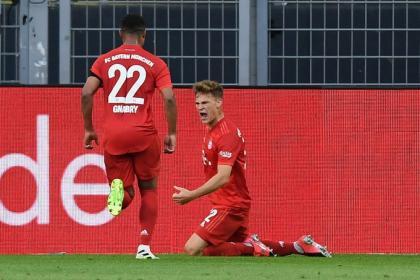 En partidazo, Bayern gana duelo clave y es superlíder de Bundesliga