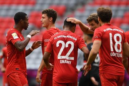 Cada vez más cerca: 5 claves de Bayern Múnich para ganar la ...