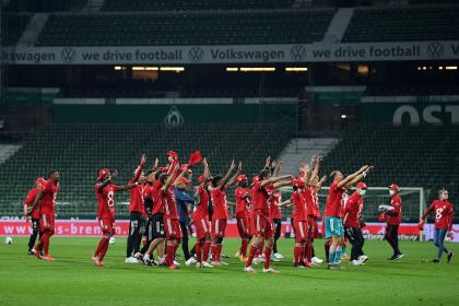 Listo, Bayern campeón: lo que queda por ver y pelear en la ...