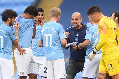 Manchester City vs. Burnley: vea aquí los goles de la goleada 5-0
