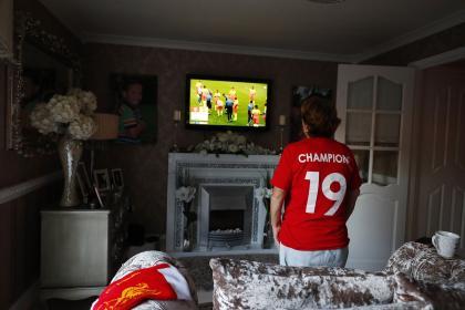 Y un día, luego de 30 años, se acabó la espera: ¡Liverpool es ...