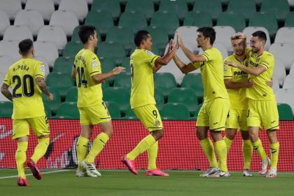 EN VIVO: Bacca titular con Villarreal vs Real Madrid, vea acá el duelo