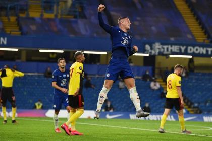 Chelsea mete presión y se aprietan los cupos a Champions en ...