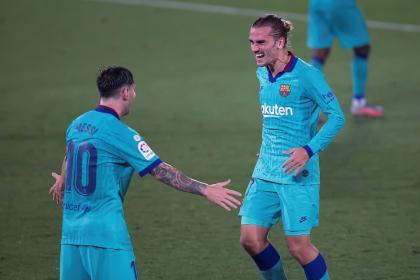 Cuando se quiere, se juega: partidazo de Barcelona y goleada por 1-4