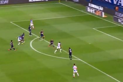 ¡Qué golazo el de Luis Díaz! Magistral definición en victoria de Porto