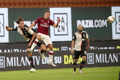 ¡EN VIVO! El líder Milan recibe a la poderosa Juventus: véalo acá