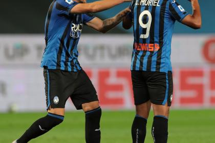Luis Muriel no falla y Atalanta gana: tres puntos de oro para el club
