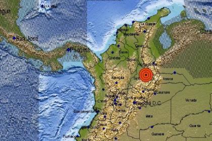 Nuevo temblor en Colombia: se sigue moviendo la tierra en Los ...