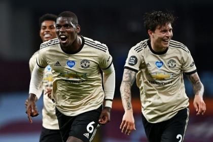 Pogba-Fernandes, la dupla que pone a soñar al Manchester United