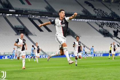Juventus, de la mano de Cristiano, ganó un duelo fenomenal a Lazio