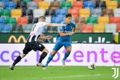 Udinese le arruinó el sueño a Juventus: dura derrota como visitante
