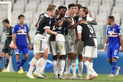 ¡A celebrar, panitas! La Juventus de Cuadrado es campeona de Italia