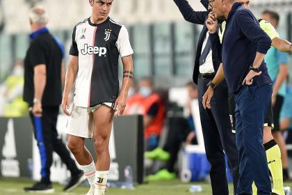¡Empezaron los descabezados! Juventus destituyó al 'capitán del ...