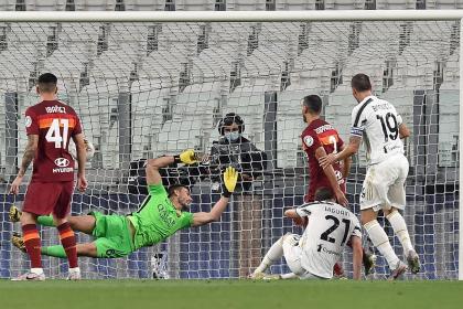 Juventus vs. Roma: vea todos los goles de un partidazo en la Serie A