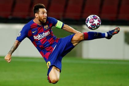 Alivio para FC Barcelona: Messi no se perderá el duelo contra Bayern