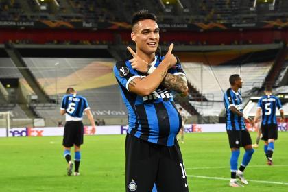 Un trámite: Inter, a final de Europa League, ante inofensivo Shakhtar