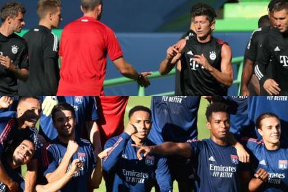 Un intratable Bayern ante un Lyon que no cree en favoritismos