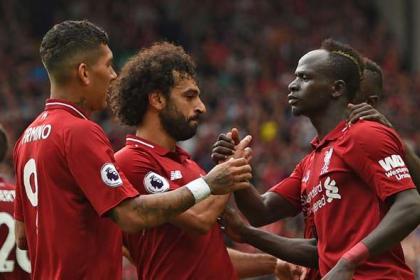 El covid-19 no para en la Premier: estrella de Liverpool dio positivo