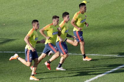 Sin Ospina, siguen los cuatro arqueros: nuevo convocado en ...
