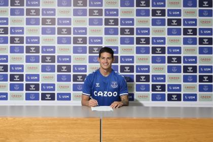 Everton y Real Madrid: un par de buenos socios, como lo prueba ...